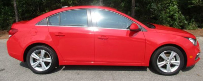 used chevrolet cruze for sale in conway sc calabash nc. Black Bedroom Furniture Sets. Home Design Ideas